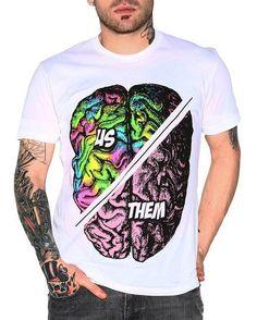 Beautiful Mind Rave Shirt