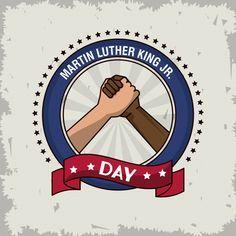 Martin Luther King Jr Day Icon Download At Freepik Com Freepik Freevector Poster Ribbon Birthday Abstract Martinluth King Jr Luther Martin Luther King