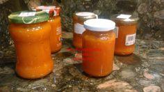 Recopilatorio de recetas thermomix: Mermelada de Claudia, melocotón y sandia con thermomix