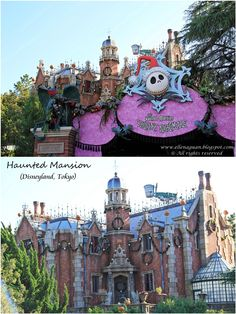Cuisine Paradise | Eat, Shop And Travel: [Day 4] Tokyo Disneyland (東京ディズニーランド) ~ Hunted Mansion at Fantasyland.