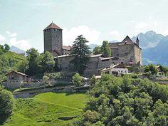 Schloss Tirol in Dorf Tirol bei Meran