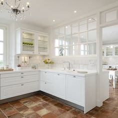 Bohemian Kitchen Decor, Pantry Storage, Breakfast Nook, This Is Us, Kitchen Cabinets, Layout, This Or That Questions, Kitchen Ideas, Projects