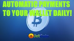 JETCOIN REVIEW Double Your Bitcoin Within 40 Days or LESS! Jetcoin Bonus!