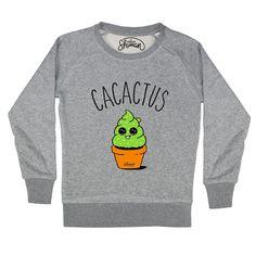 """Sweat """"Cacactus"""""""
