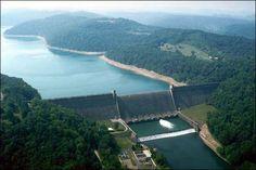 Tygart River Dam | Grafton, West Virginia
