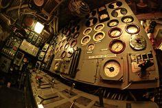 submarine interior | Submarine Interior | Flickr - Photo Sharing!