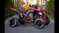 Motorcross Bike, Bobber Motorcycle, Ducati, Yamaha Atv, Bmw M4, Yamaha Raptor, Sport Atv, Custom Muscle Cars, Quad