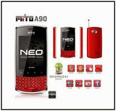 Harga Dan Spesifikasi Mito 90, Hp Android Murah Sekitar Rp 800RbAn | noteber