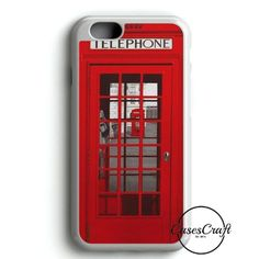 London Telephone Booth iPhone 6/6S Case | casescraft