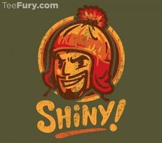 Shiny Hat | TeeFury