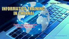 THINK IT Training Institute Provide Informatica training in chennai with job placement assurance.Learn ETL information ,Life Cycle management , B2B data exchange, data masking, cloud data.  To more details: http://www.datawaretools.in/course/informatica-training-in-chennai/