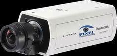 Blog do Diogenes Bandeira: Panasonic lança câmeras de segurança com LED infra...