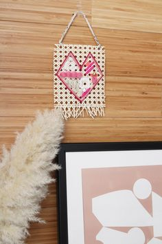 Woven DIY Heart Ratt