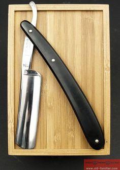 Peaso Solingen No1134 Rasiermesser ,straight razor, coupe choux,
