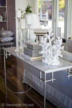 Pretty Tabletop Arrangement
