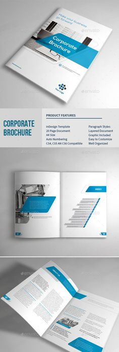 Corporate Brochure Company Profile 19