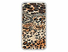 iPhone Case 4 4s 5 Leopard Skin  Fine Art by HPaquinPhotography, $24.95
