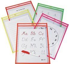 Looking for free handwriting worksheets? Have your preschooler trace letters in all sizes for some great beginning practice!