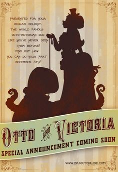 Otto and Victoria need your help! by BrianKesinger.deviantart.com on @deviantART
