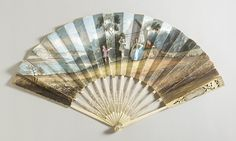 Folding Fan | LACMA Collections