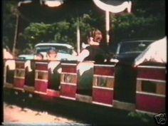 Sauzer's Kiddieland train, Schererville IN