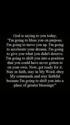 I receive this in Jesus' name, Amen! Prayer Quotes, Bible Verses Quotes, Faith Quotes, Scriptures, Faith Prayer, Faith In God, Religious Quotes, Spiritual Quotes, Spiritual Meditation