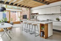 An Old Worker's Cottage Is Reborn Into an Eco-Friendly Home and Learning Center