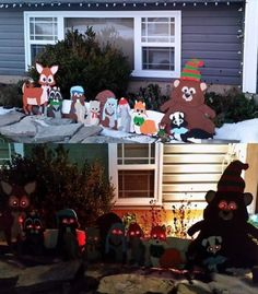 0b33f2ef0d9684 10 Funny Memes Today Christmas Decorations Done Right Christmas decorations  done right How is my dad completely immune to the black and white filter I  ...