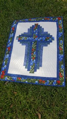Best 5 Hope Of Texas Cross Quilt Pattern hope texas cross wall hanging kit pattern Source: website fort worth fabric studio quilt patter. Charm Pack Quilt Patterns, Quilt Square Patterns, Quilt Block Patterns, Quilt Blocks, Log Cabin Quilt Pattern, Log Cabin Quilts, Barn Quilts, Church Banners Designs, Dresden Plate Patterns