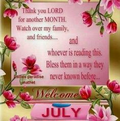 Welcome July Quotes – Inspirational And Motivational Wishes Happy New Month Images, Happy New Month Quotes, New Month Wishes, Welcome July, Good Morning Facebook, Body Image Quotes, Morning Inspirational Quotes, Morning Quotes, Morning Images