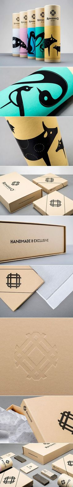 Lovely Package - Românico Bordados