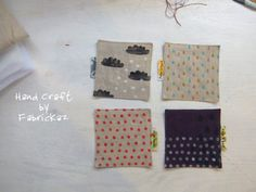 handmade*zakka | fabrickaz+idees custom fabric