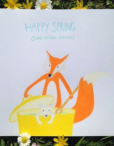 Springtime @floortinga