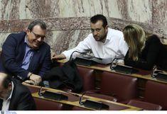 """Βουλή: """"Έγειρε"""" η Νοτοπούλου στον ώμο του Παππά! pics - Ειδήσεις"""