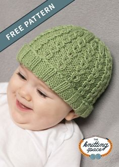 Free baby hat knitting patterns are quick and easy to knit and perfect for keeping precious little heads warm! Enjoy all the free knitting patterns to create gorgeous little knitted hats for preemie babies, babies, toddlers and kids!