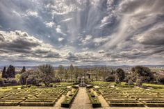 Villas y Jardines de los Médici (Italia)