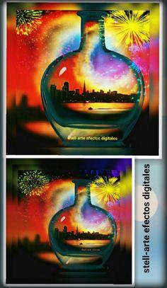 Stell-arte efectos digitales