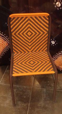 Chaise Design Africain  Chez Loubess: 10, Rue Beauvau 13001 Marseille Décoration – Afrique – Art – Marseille – Design - Home – Interior – African – Ethnique - Artisanat - Créateurs - Chairs - Table