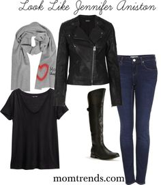 Jennifer Aniston Inspired Winter Outfit