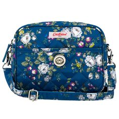 Chelsea Flowers Dolly Cross Body Bag | Cath Kidston |