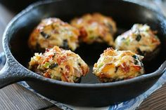 Pizza Stuffed Mushrooms | Tasty Kitchen: A Happy Recipe Community!