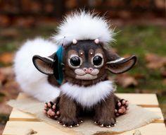 WANT!! My Little Dragon: Iroquois by Santani.deviantart.com on @DeviantArt