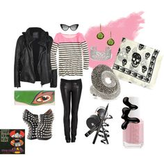 Long Live McQueen, created by Superfabuloso on Polyvore
