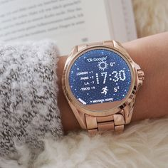 Michael Kors Access Smartwatch....one day!!! lol #watches #watchmk #michael kors #barbados