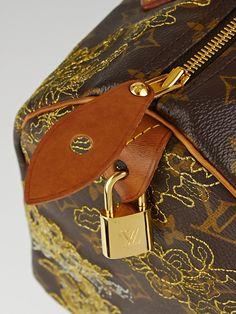 2c00b997271c Auth Louis Vuitton Monogram Cartouchiere Shoulder Bag Brown M51252 ...