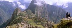 Peru's Machu Picchu, discovered 100 years ago by Hiram Bingham III. (BBC) (Credit: BBC)