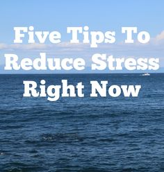 Feeling a bit stressed out? Here are five tips to reduce stress right now! #StressLess2BmyBest #CleverGirls #ad