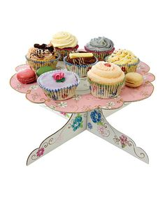 Take a look at this Love in the Afternoon Cake Stand by Meri Meri on #zulily today!