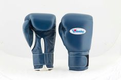 White Winning Boxing Gloves Lace Pro Type MS 200 8 oz Handcrafted in Japan