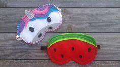 Cute Eye Mask  Watermelon  Sleep Mask  Night Mask